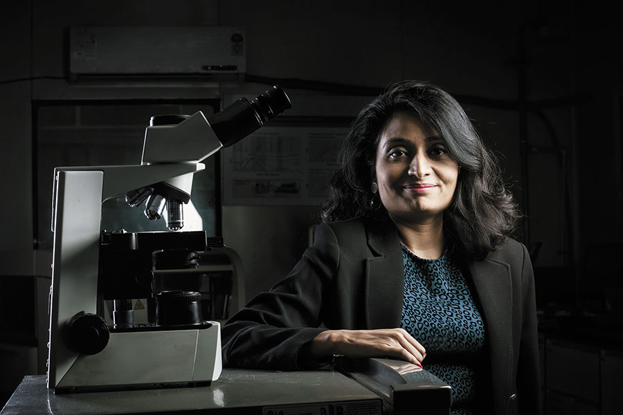 2018 W-Power Trailblazers: How Arunima Patel's diagnostics firm is helping to..